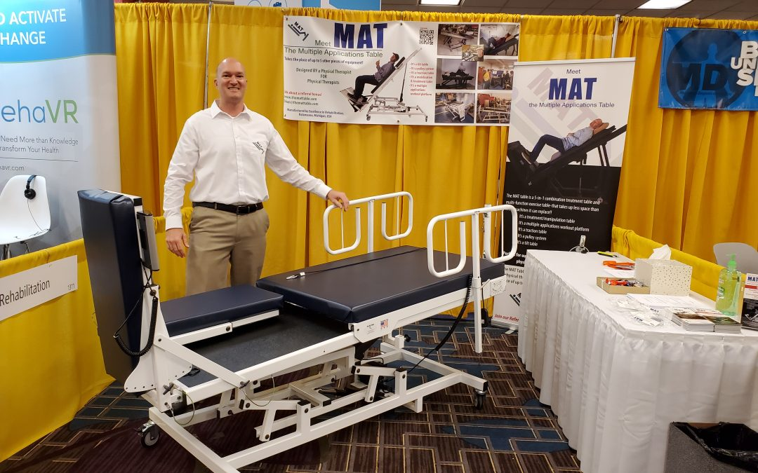 The MAT table Goes on the Road!